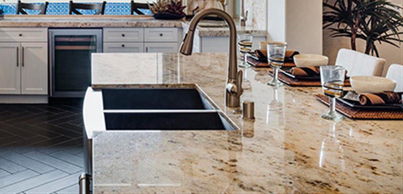 But Beyond That As The Element Your Hands Will Touch Most Countertops Quite Literally Define Feel Of Home Andrew Lauren Interiors
